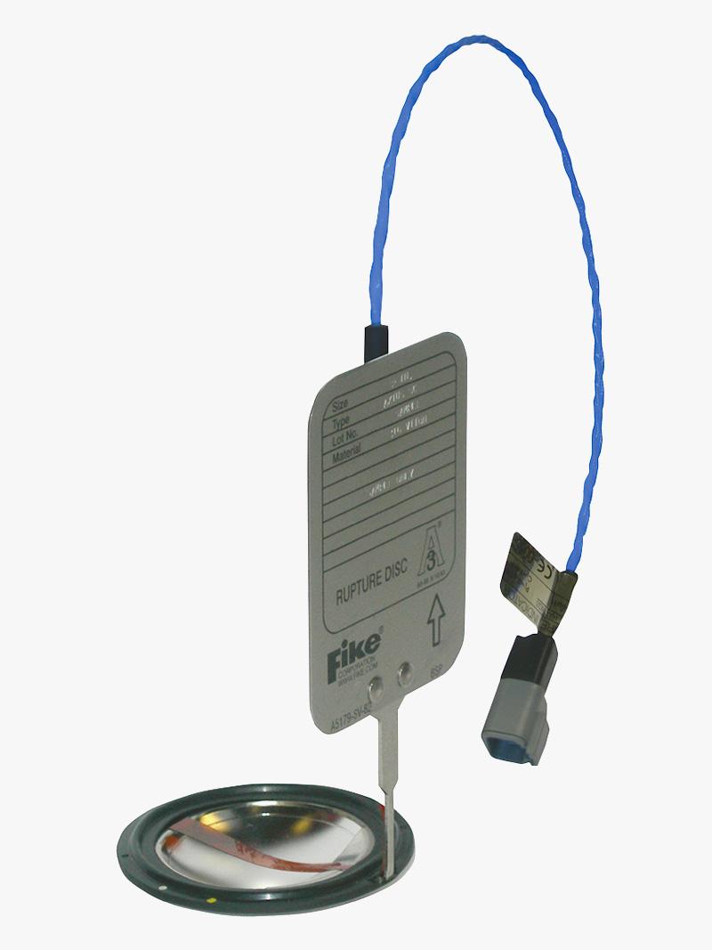 AXIUS-SC型ラプチャーディスク(破裂検出装置付)