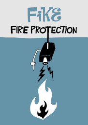 消火設備 製品カタログ表紙